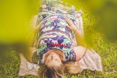 Fotos de Gestante - A doce espera
